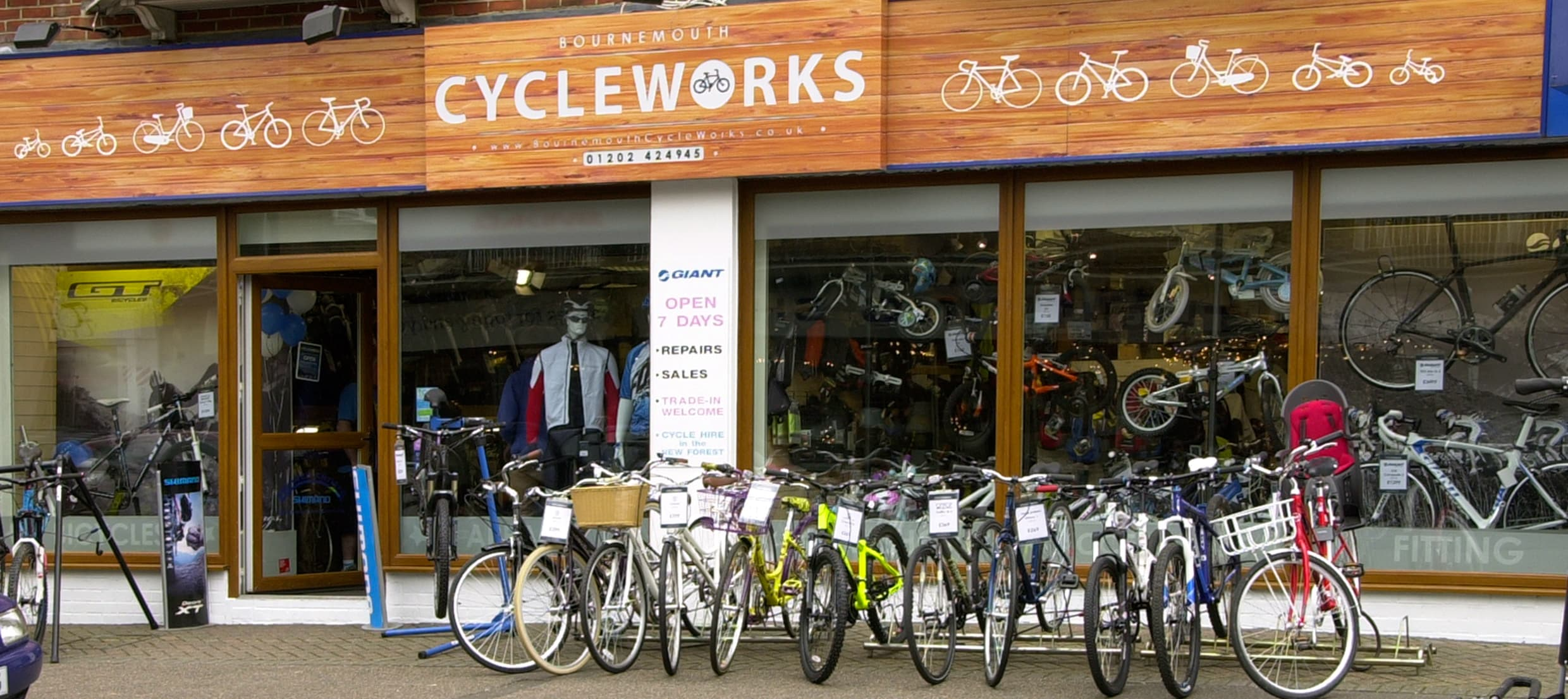 Cycle shops online uk