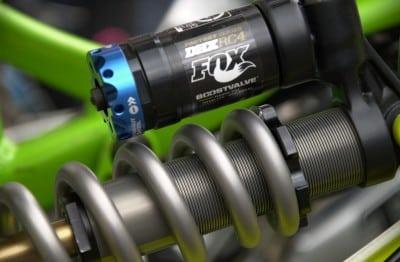 Fox DHC RC4 - Ti Spring