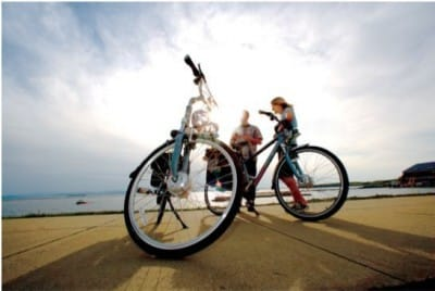 Electric bikes in Bournemouth, Dorset