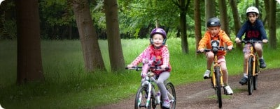 Kids Bike Programme - Free Servicing