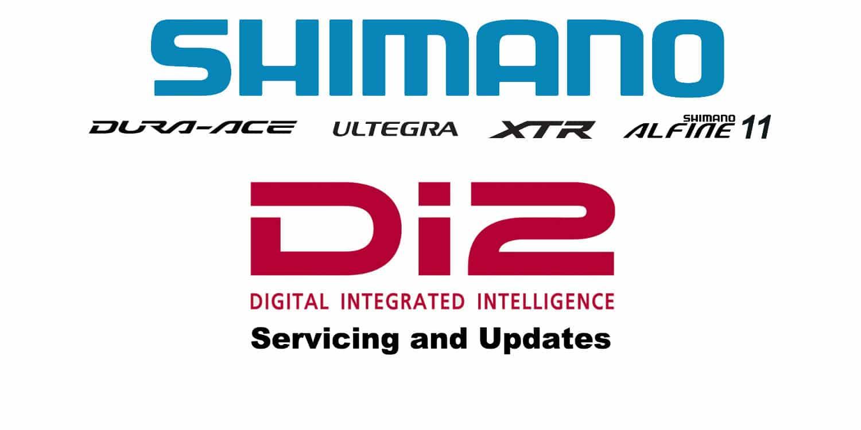 Shimano Di2 Servicing and Updates