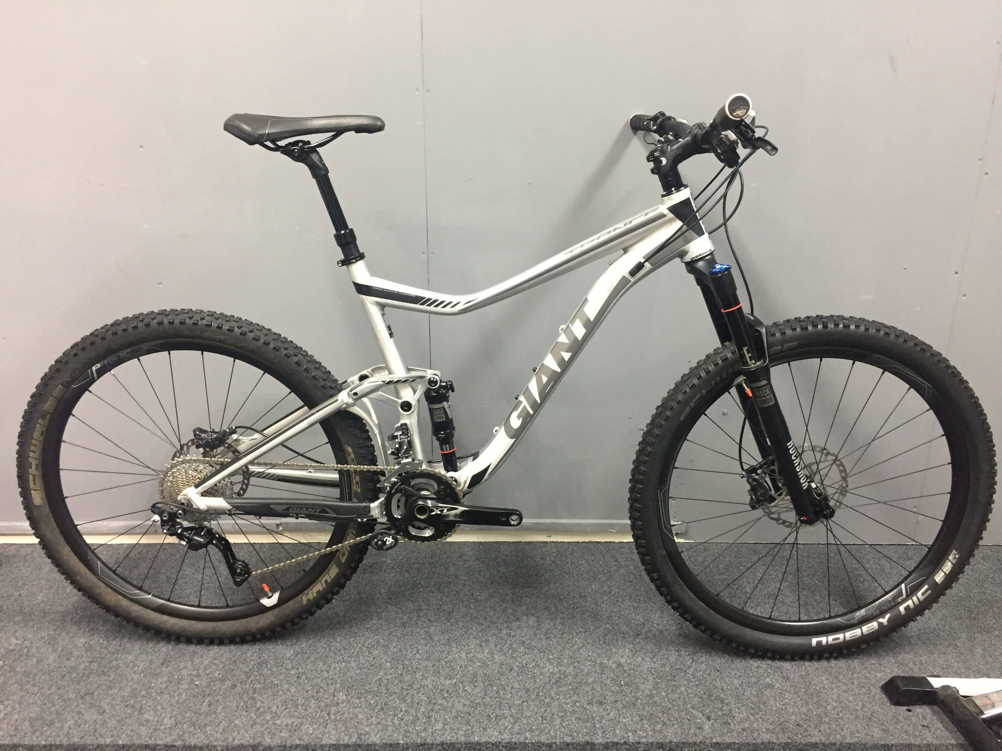 GIANT TRANCE ADVANCED 2 27.5 2015 BIKE | in Mountain Bike ...