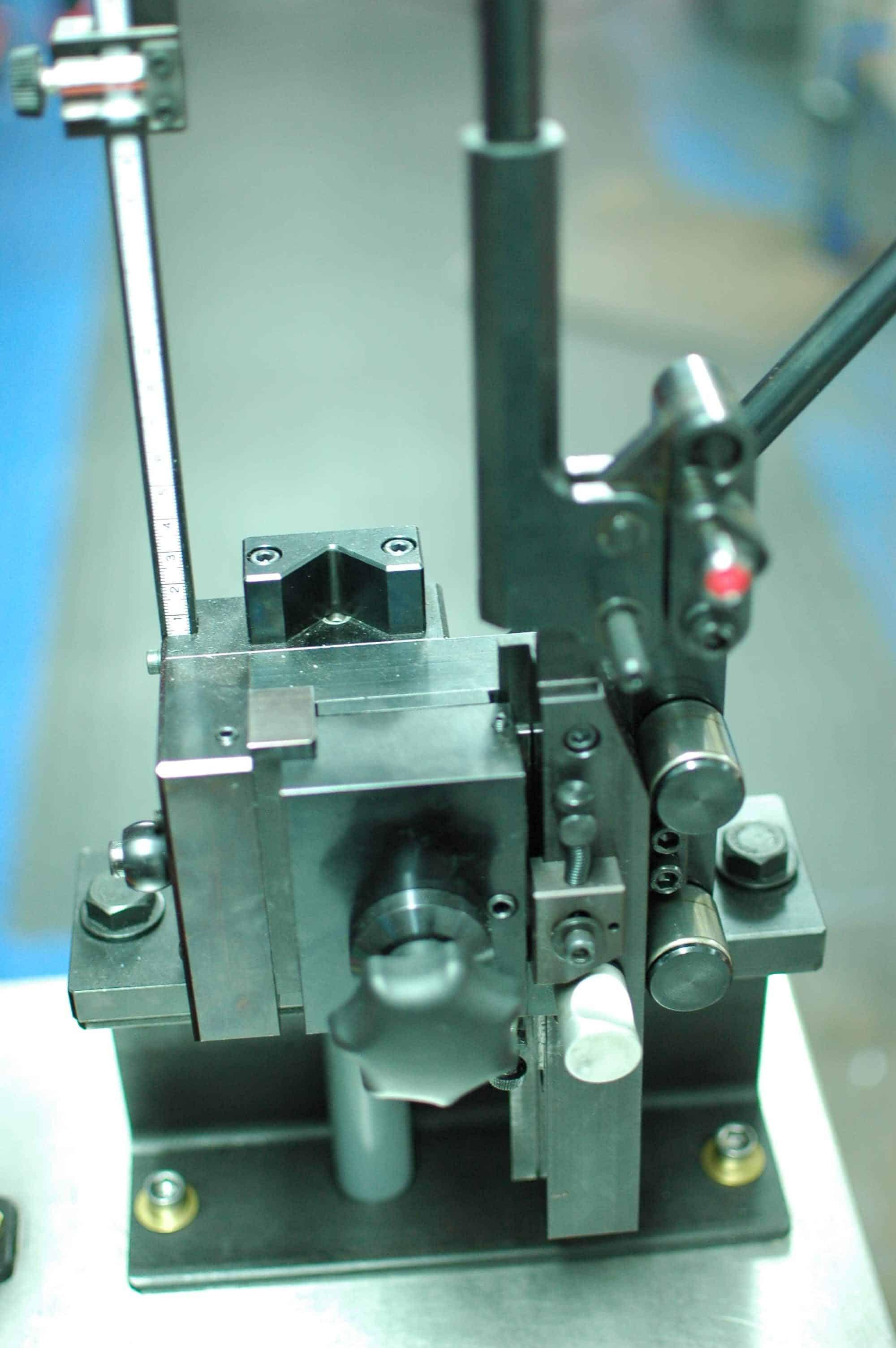 Cyclo Spoke Threading Machine 12-14 Gauge