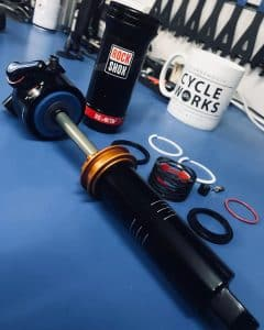 Fox and Rockshox Rear Shock Servicing Rear Shock Servicing