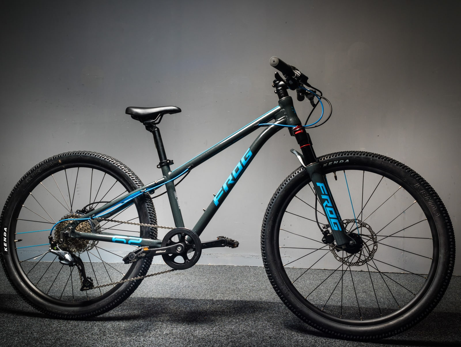 New Frog Mountain Bikes - Now in stock!