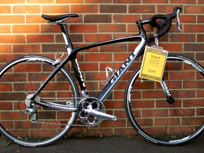 Used Bike - Giant Defy Composite 2012 Medium - £599