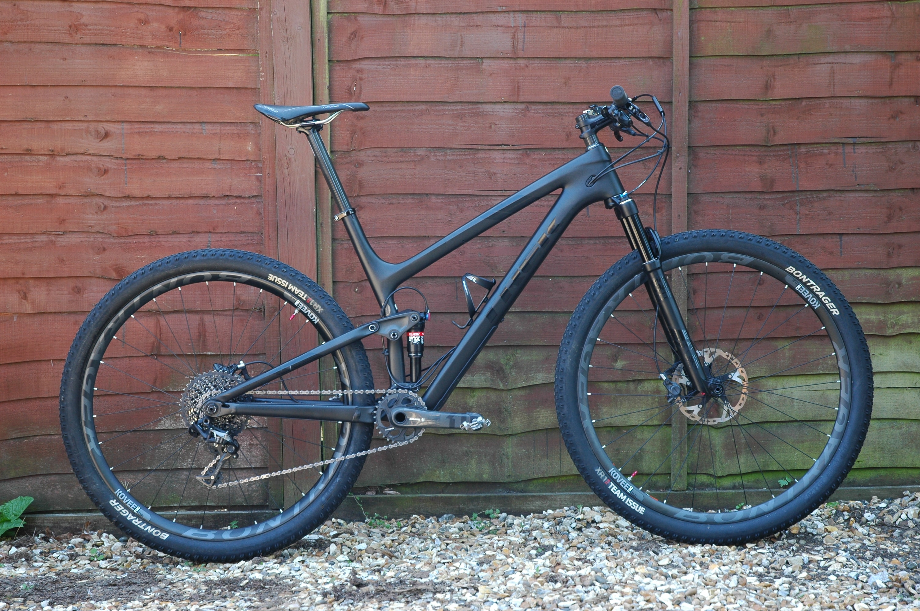 Used Bike - Trek Top Fuel 9.8 SL 2017 21.5 - £2250