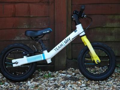 Used Bike - Frog Tadpole Team Sky - Price