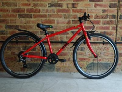 Used Bike - Frog 69 Red - £250