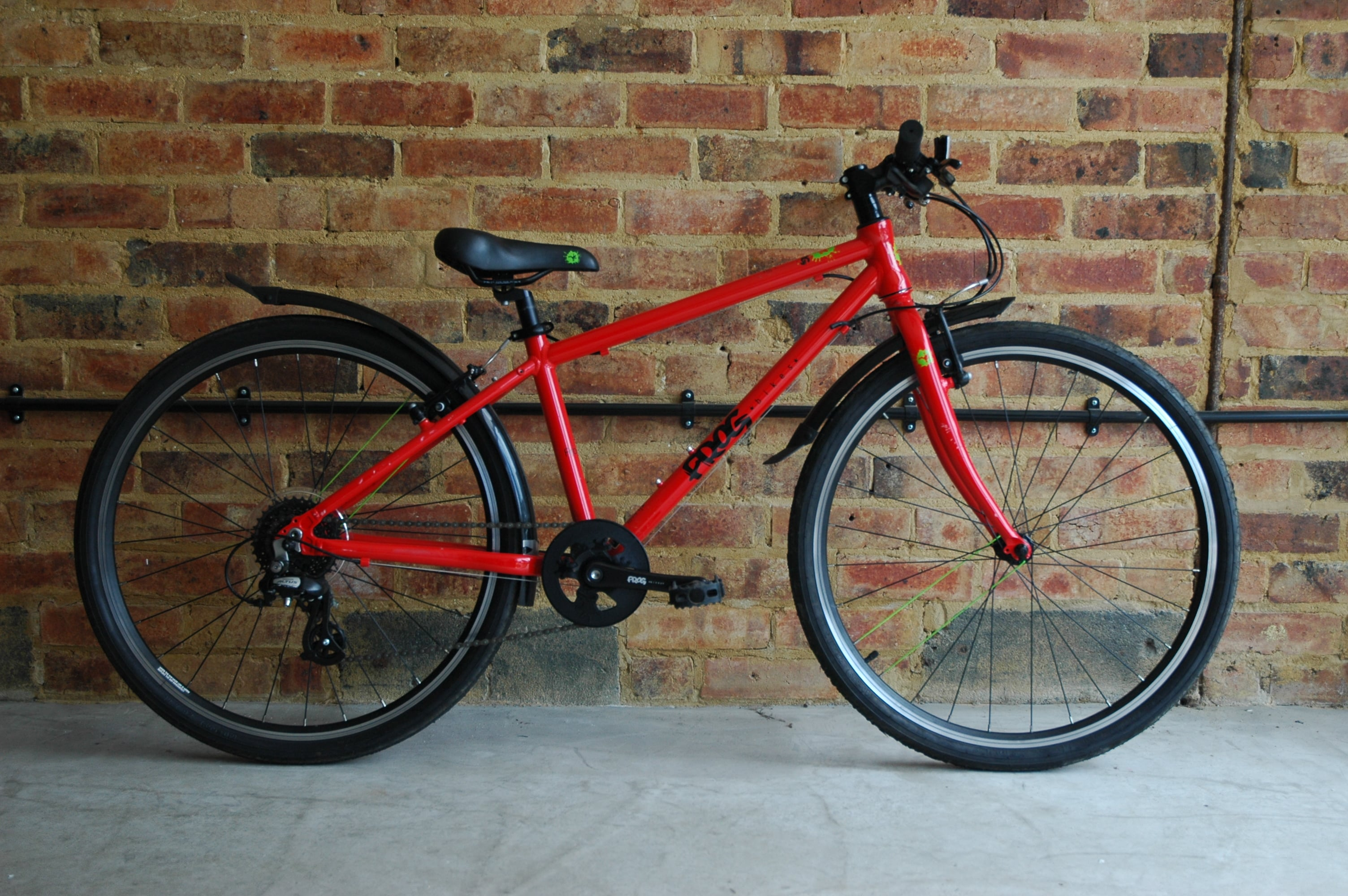 Used Bike - Frog 69 Red - £250