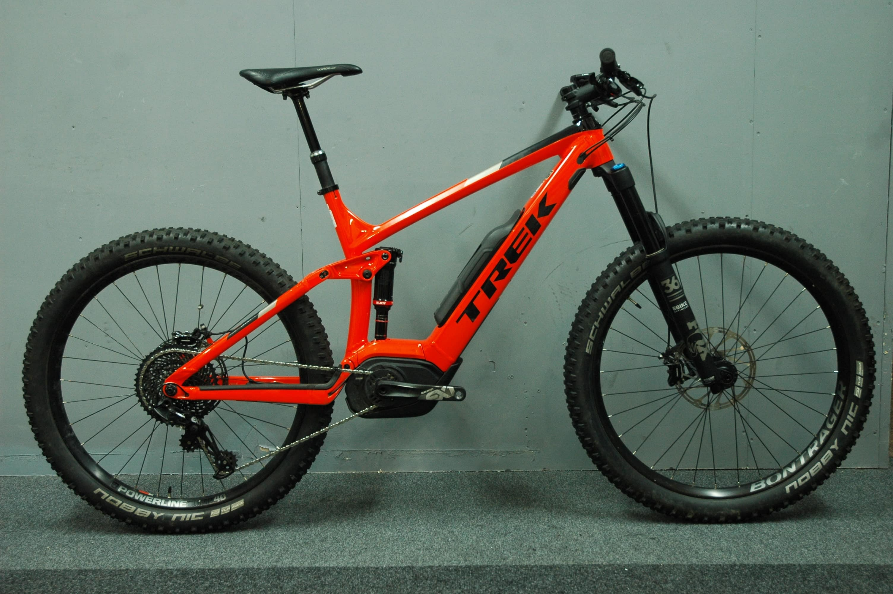 de595c85dd5 Ex Demo Bike - Trek Powerfly FS 9 LT - 2018 - 19.5 Inch ...
