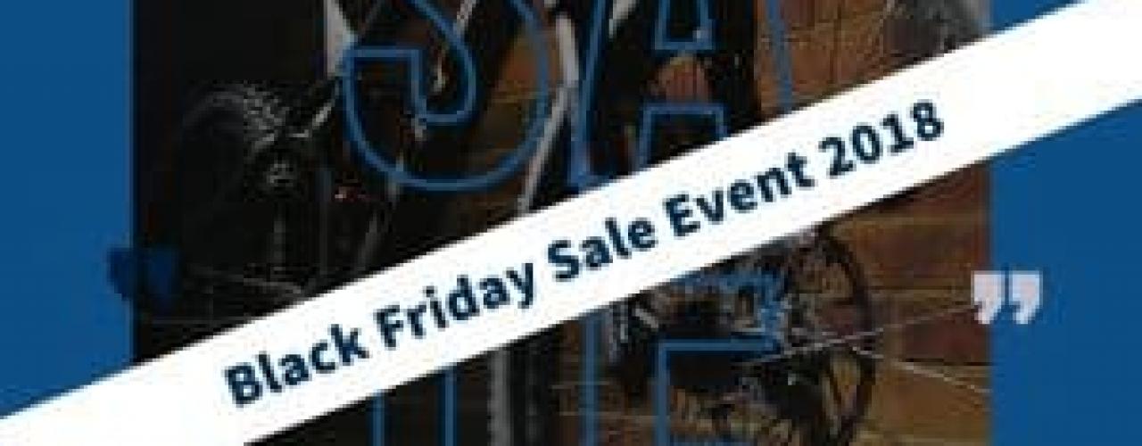 Black Friday Sale Event 2018