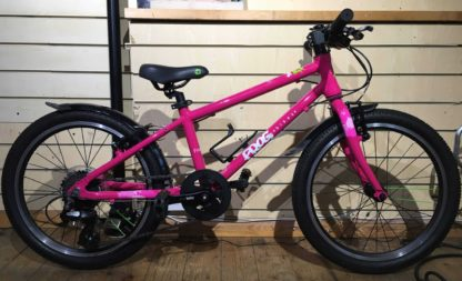 Used Bike - Frog 52 Pink